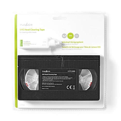 HQ CLP-020 VHS-Reinigungskassette
