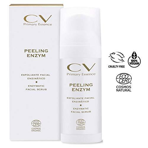 Exfoliante Facial Enzimático ecológico de CV Primary Essence. Peeling Enzimático ecológico certificado por Ecocert.