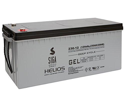 SIGA S230-12 Batterie 12 V/230 mAh