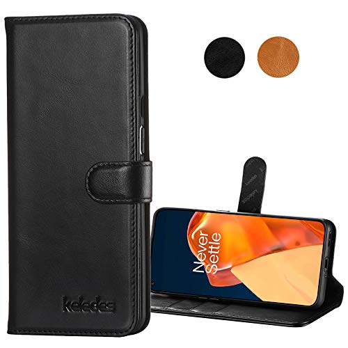 keledes Case for OnePlus 9,Cowhide …