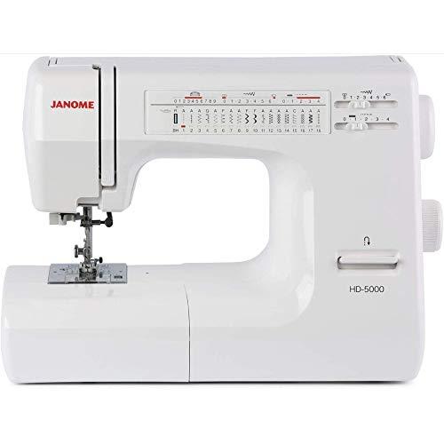 Janome HD5000 Heavy Duty Sewing Machine