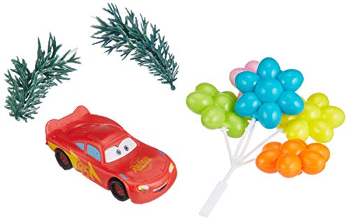Modecor 4er Kuchen-Set Cars 10 x 20,5 x 5 cm