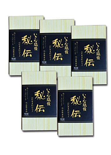 秘伝 納豆 100g × 5個 秘伝豆 使用