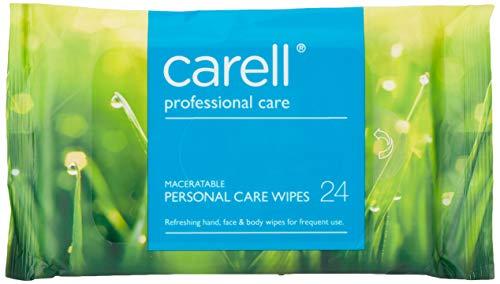 Carell Professional Care - Maceratable persoonlijke verzorging doekjes - pak van 24