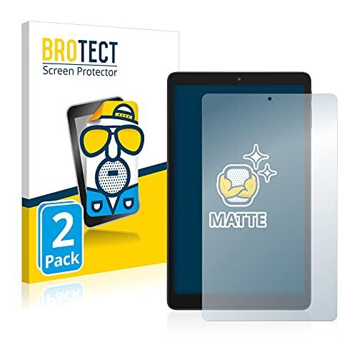 BROTECT 2X Entspiegelungs-Schutzfolie kompatibel mit Alcatel One Touch Pixi 3 10
