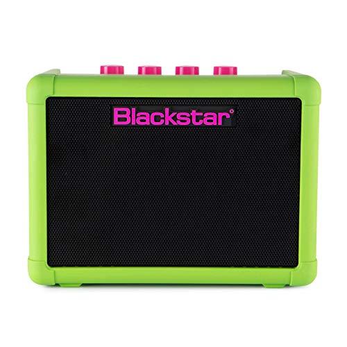Blackstar FLY 3 Neon Green Mini Guitar Amplifier Combo