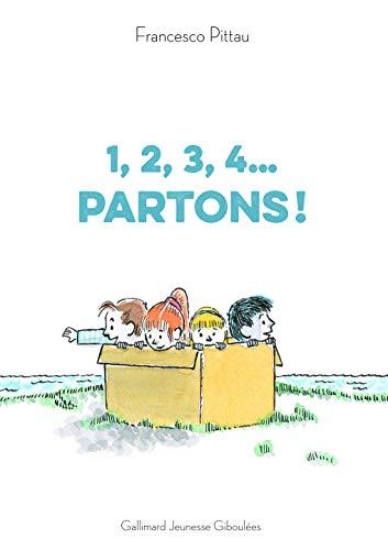 1, 2, 3, 4, … PARTONS - A partir de 5 ans