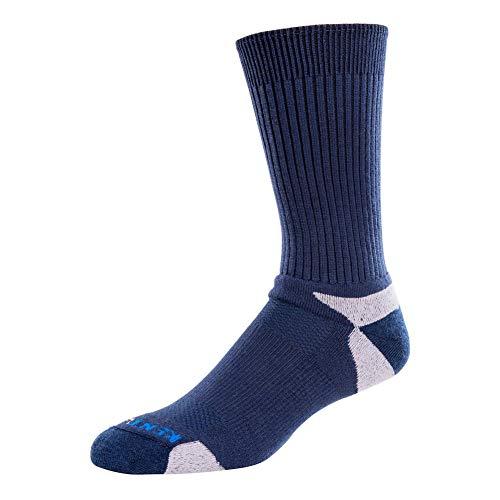KENTWOOL Men's Tour Standard Merino Wool Crew Sock