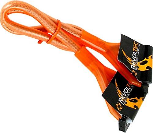 Kabel FDD Airflow Revoltec UV-Orange 48cm