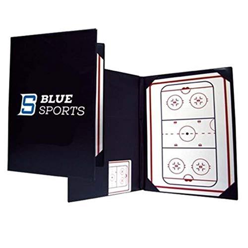 Blue Sports 2-fach Coach Taktikmappe DIN A4