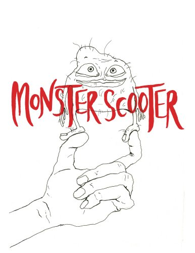 Monster Scooter (English Edition)
