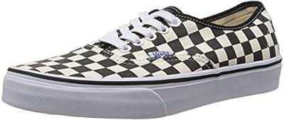 Vans 706421967280 (12.5 M US Women / 11 M US Men, Black/White Checker)
