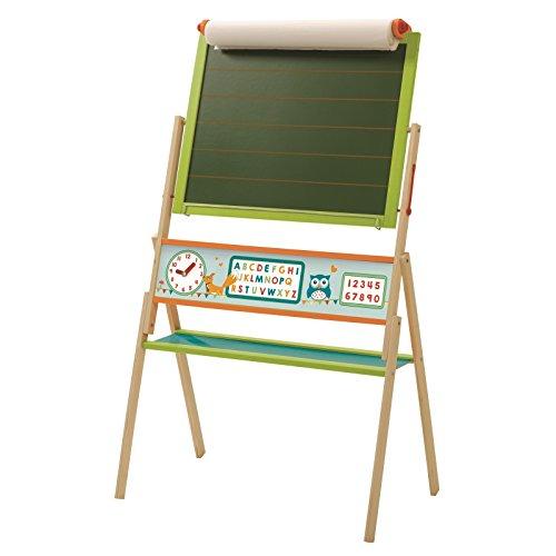 roba-kids- Pizarra imantada reversible, Multicolor (roba Baumann 7014 FE) , color/modelo surtido