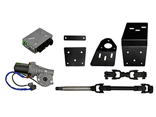 SuperATV EZ-STEER Power Steering Kit for Polaris Sportsman Ace 325/570 (2014)
