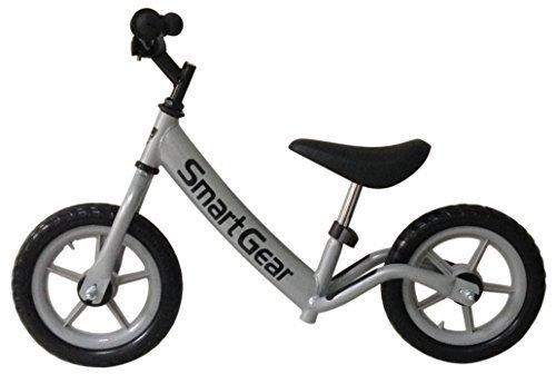 Smart Gear Balance Bike, Metallic Silver, One Size by Smart Gear - Toys