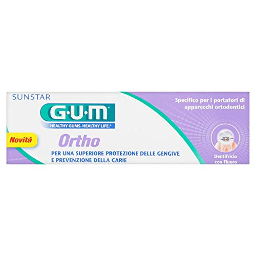 Gum Ortho Tandpasta, 75ml