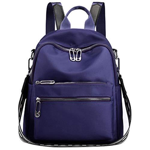 Petay - 1 mochila impermeable para hombre y mujer, azul (Azul) - QAFLOQFG50
