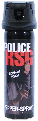 Schaum-Pfefferspray RSG Foam, 63 ml