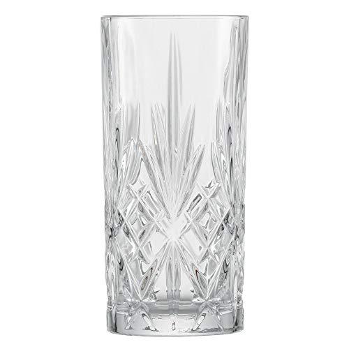 Schott Zwiesel 121554 SHOW Longdrinkglas, Kristallglas, 368 milliliters