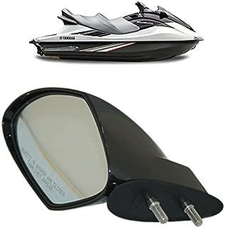 Motobiker 1pcs Yamaha OEM PWC 2005-2009 WaveRunner Left Hand Mirror VX110, Deluxe, Cruiser, Sport,F1S-U596B-10-00