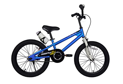 Royalbaby RB18B-6B BMX Freestyle Kids Bike, Boy's Bikes and Girl's Bikes with...