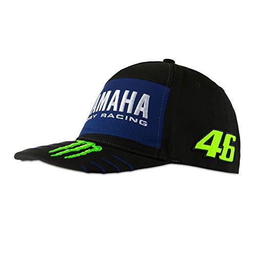 Valentino Rossi VR46 MotoGP M1 Power Line Yamaha Official 2020 Gorra de Beisbol