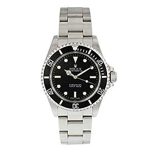 Amazon com: Rolex Submariner Automatic-self-Wind Male Watch