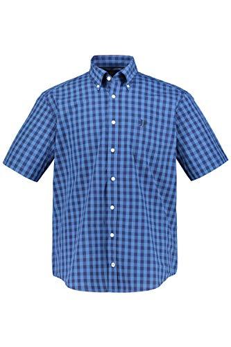 JP 1880 Herren Shirt Hemd, Türkis (Navy 74846975), XXL