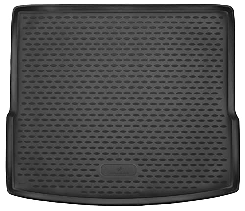 Walser Cubeta de Maletero a Medida XTR Compatible con BMW X1 (F48) 11/2014 - Hoy, Alfombra Maletero, Bandeja Maletero