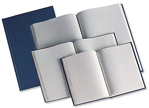 Contract Manuskript-Buch gebunden 70 g/m² liniert 190 Seiten A5 5 Stück