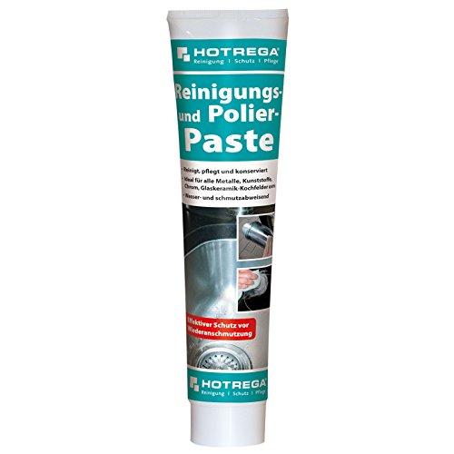 HOTREGA Reinigungs und Polierpaste 125ml