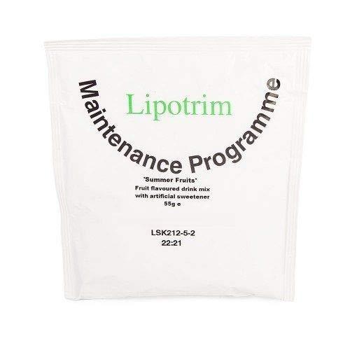 Lipotrim Summer Fruits Diet Drink Mix (14)