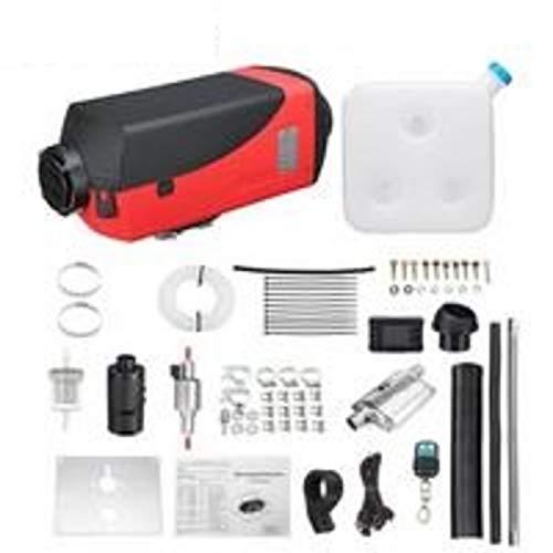 Calefactor diésel 12/24 V 2/5 kW. Kit de calentador de aire y naranja de aluminio carburador de plástico para coche, camiones VR cruceros