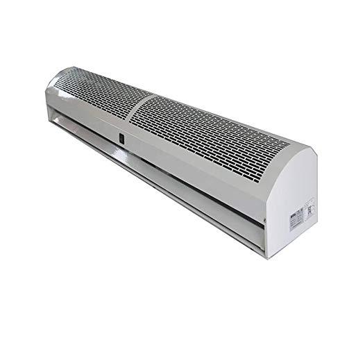 Air Curtain La máquina de Cortina de Aire de lámina galvanizada con calefacción eléctrica de 1,5 m es Muy Adecuada para hogares, oficinas y Lugares comerciales