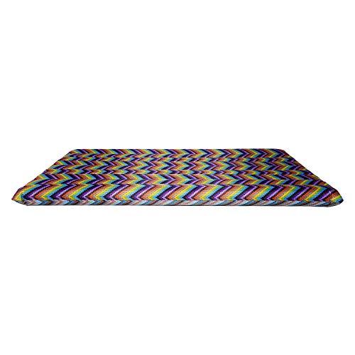 HAOLIN Opblaasbare matras opvouwbare laminering studentenslaapzaal matras 90x200 outdoor vochtbestendige reisopslag handig