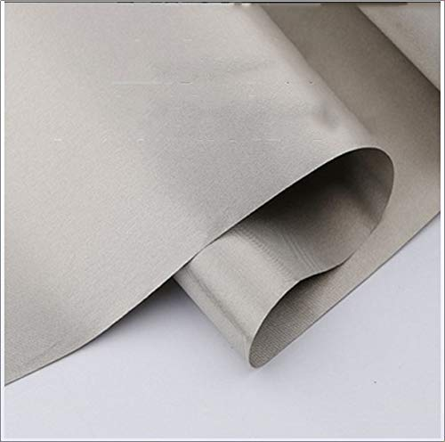 JINHUADAI 1.08 M wide conductive cloth, electromagnetic shield cloth, RFID baggage anti-theft cloth, tent, curtain, special uniform, 2M (Size : 3M)