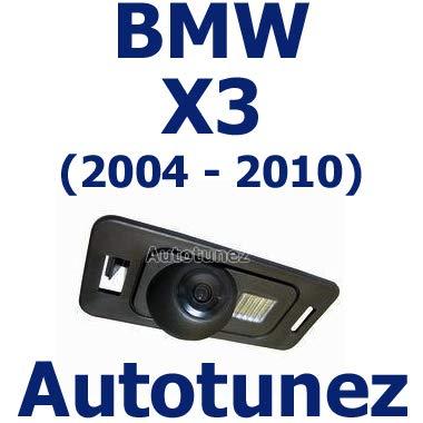 TUNEZ® Cámaras de marcha atrás para BMW X3 E83 Series Cámaras de marcha atrás para coches para BMW X3 E83