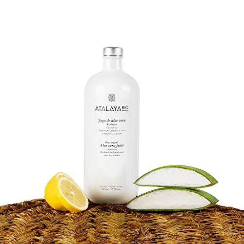 Atalaya BIO Jugo de Aloe Vera con limón Eco, 700 ML