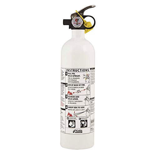 Kidde 21028230 Fire Extinguisher PWC Mariner