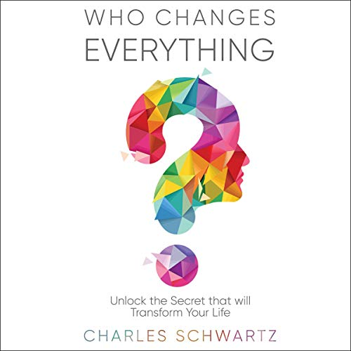 Who Changes Everything audiobook cover art