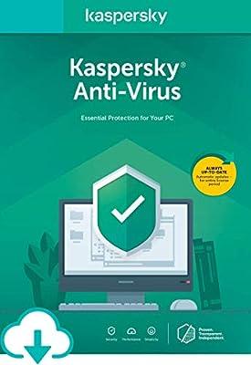 Kaspersky Anti-Virus | 1 PC | 1 Month [Subscription]