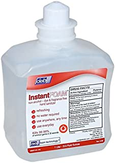 Sanitizer InstantFOAM Free Non-Alcohol (6 pack)