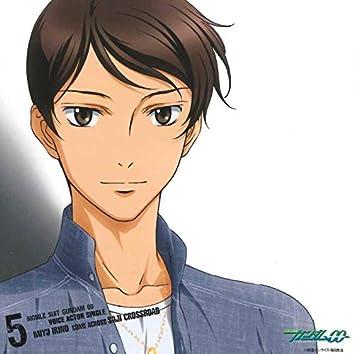 MOBILE SUIT GUNDAM 00 Voice Actor Single 5 Miyu Irino Come Across Saji Crossroad