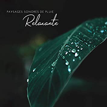 Paysages Sonores de Pluie Relaxante
