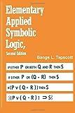 Elementary Applied Symbolic Logic - Bangs L Tapscott