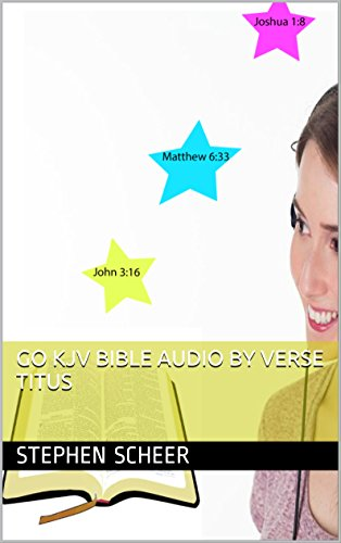 Go KJV Bible Audio by Verse Titus (English Edition)