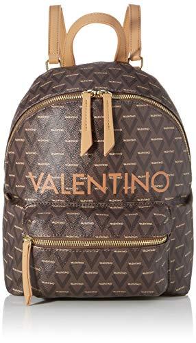 Mario Valentino Valentino by Damen Liuto Rucksackhandtasche, Braun (cuoio multicolor), 14x32x27 cm