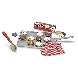 Melissa & Doug Wooden Cookie and Baking Set