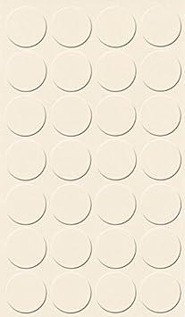 f/ür Holzm/öbel Schrank Regalplatte Selbstklebende Schraubenloch Aufkleber 4 Blatt Selbstklebende Abdeckkappen f/ür M/öbel Rund 21mm Abdeckung Schrauben Weiss 216 PCS Staubdichter Aufkleber