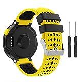 YaYuu Garmin Forerunner 235 Bracelet de Montre, Bracelet de Remplacement Watch Band...